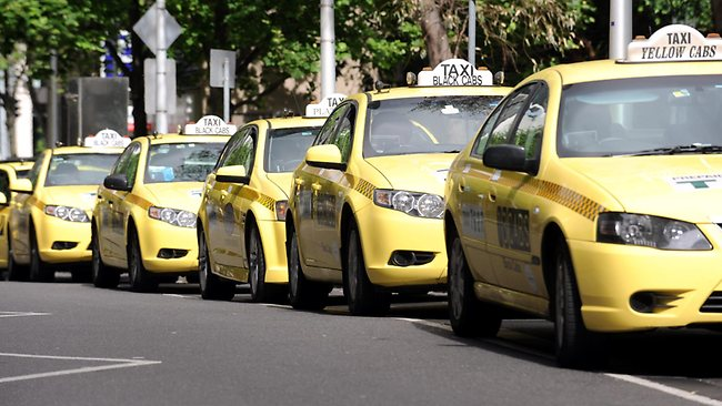 Melbourne Silver Cabs