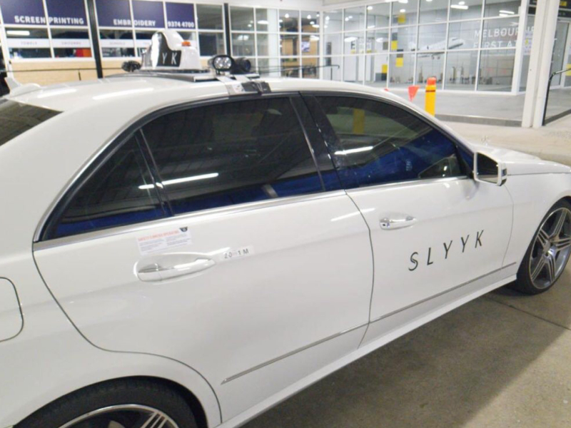 Silver Taxi Service Lilydale